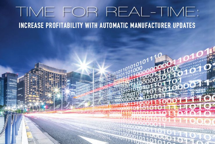 IMARK Now – Increase Profitability With Automatic Manufacturer Updates