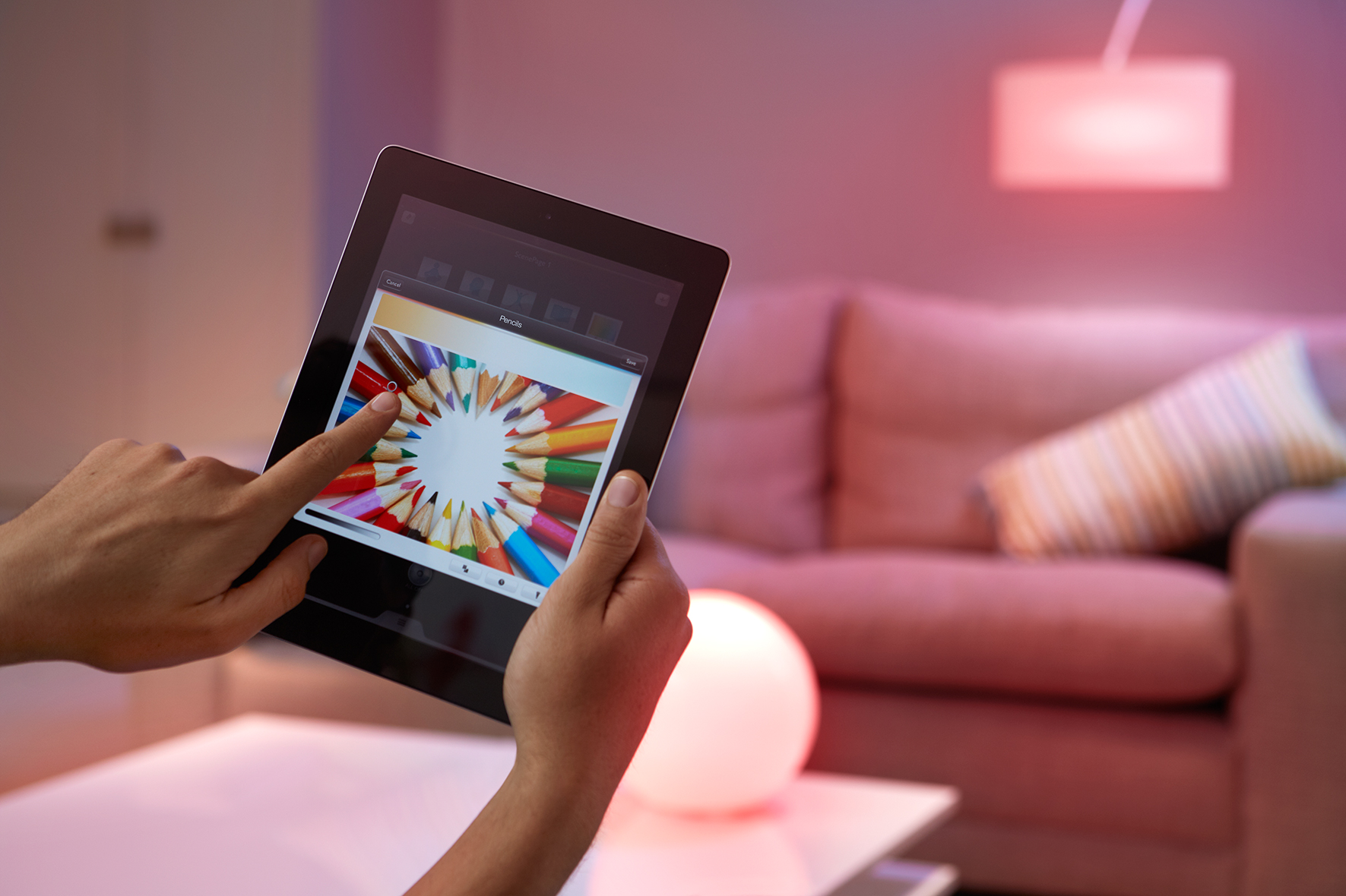 personal wireless lighting hue by philips and its new competitors