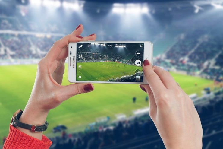 Technology Trends: Sports