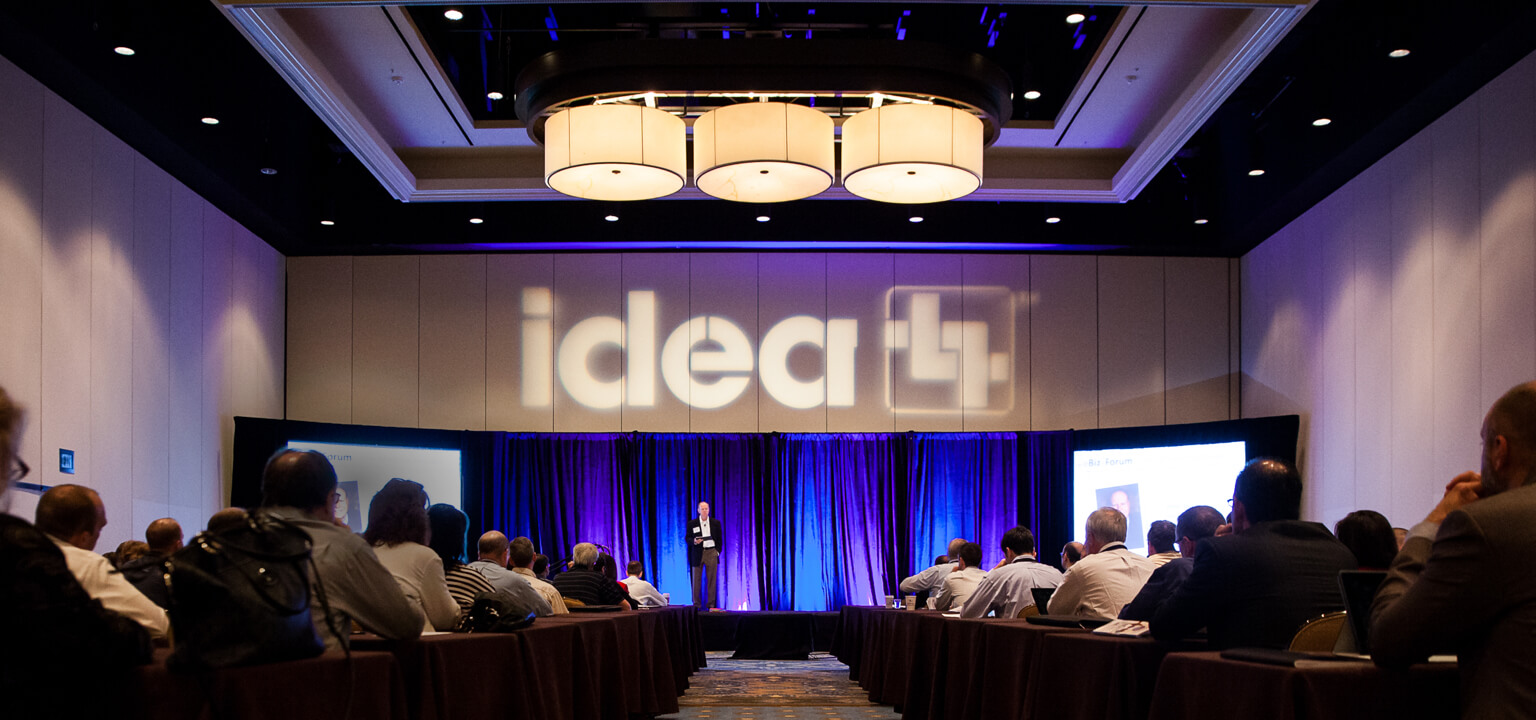The Industry Built IDEA. Now Let IDEA Build You